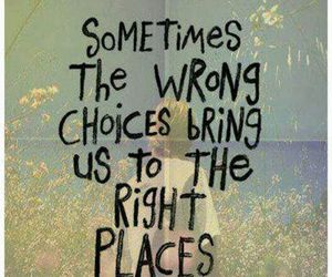 quote, choice, and life image