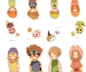digimon, anime, and digimon adventure image