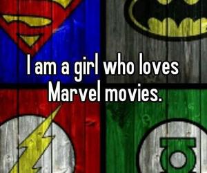 Marvel, batman, and flash image