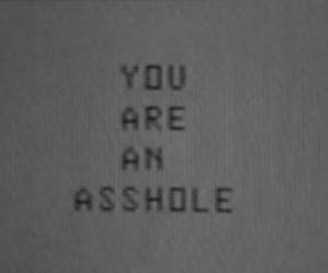 asshole, grunge, and you image