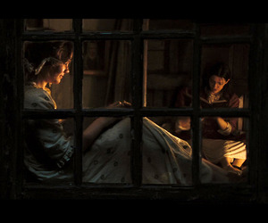 night, pride and prejudice, and reading image