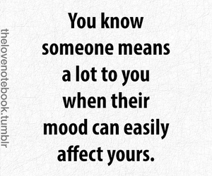 mood and quotes image