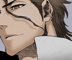 bleach and aizen image
