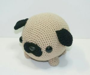 adorable, amigurumi, and crochet image