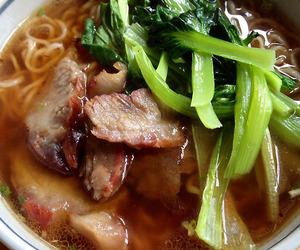 asian, food, and noodles image