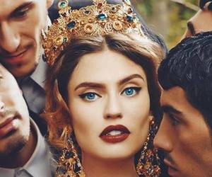 model, Bianca Balti, and Queen image