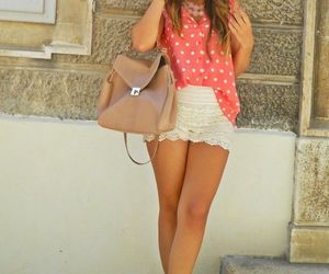 clothes, fashion, and short image