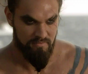 game of thrones, drogo, and khal drogo image