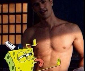 beautiful, bob esponja, and sexy image