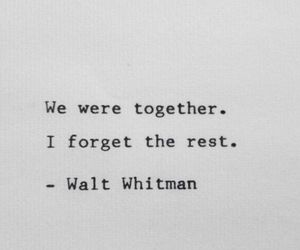 quotes, love, and together image