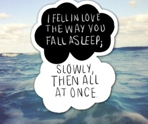 love, quotes, and tfios image
