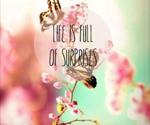 surprise, quote, and summer image