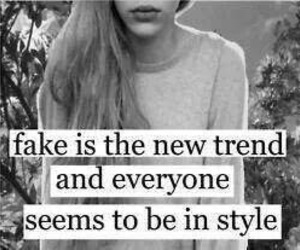 fake, style, and trend image