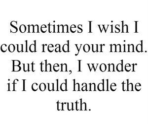 could, I WISH, and mind image