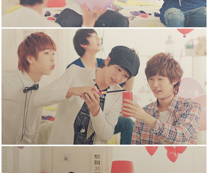 kpop, jinyoung, and b1a4 image