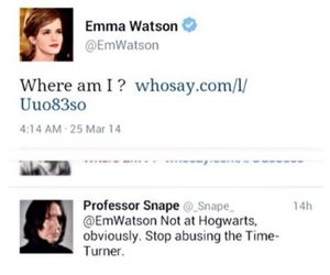 dreams, emma watson, and harrypotter image