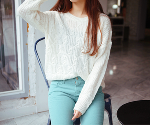 ulzzang, kfashion, and korean fashion image