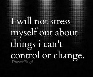 quote and stress image