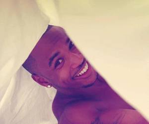 smile, trey songz, and sexy image