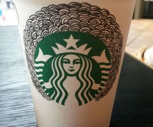 art, coffee, and doodle image