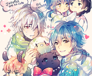 clear, dramatical murder, and yaoi image