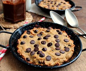 Cookies, big, and chocolate image