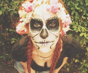 flowers, catrina, and ginger image