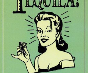 tequila, women, and woman image
