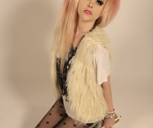 fashion, model, and scene queen image