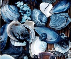 blue, texture, and color image