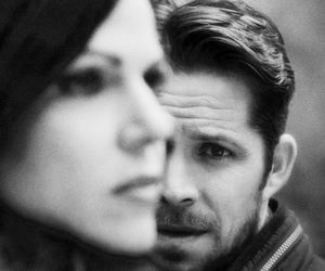 once upon a time, regina, and evil queen image