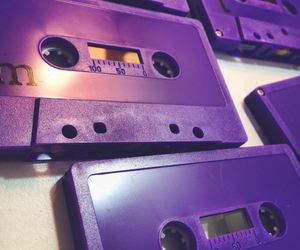 cassette, diy, and music image