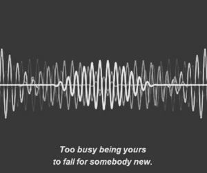 am, arctic monkeys, and love image