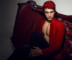 editorial, male, and fashionformen image