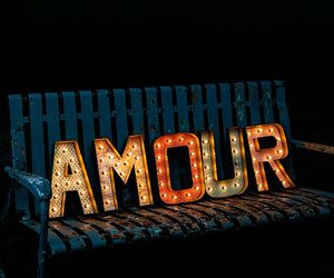 am, amour, and creative image
