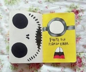book, colours, and livro image