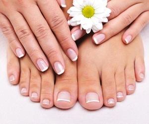 nails and feet image