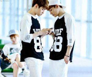 Chen, kyungsoo, and exo k image