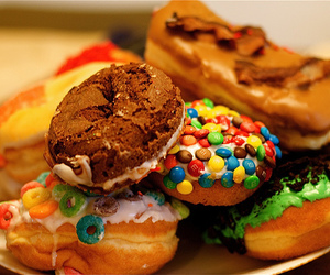 baked, chocolates, and Cookies image