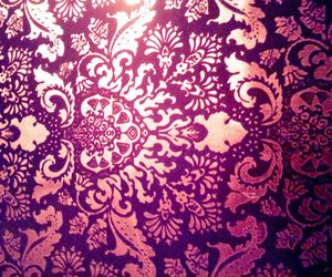 purple, pattern, and pink image