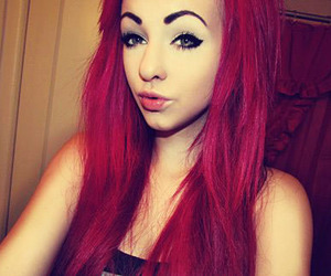 alternative and red hair image