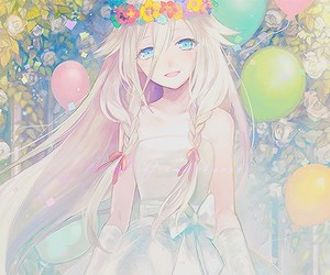 ia, vocaloid, and anime image