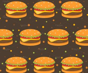 background and food image