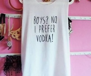 boy and vodka image