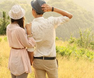 couple, fashion, and lovely image
