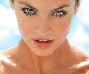 eyes and candice swanepoel image