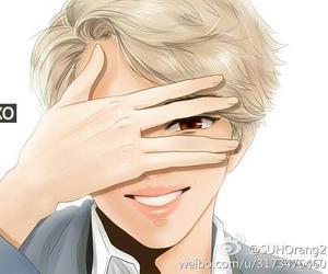 exo, kai, and fanart image