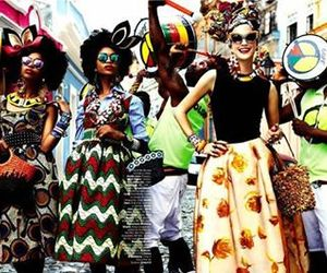 fashion, vogue, and africa image
