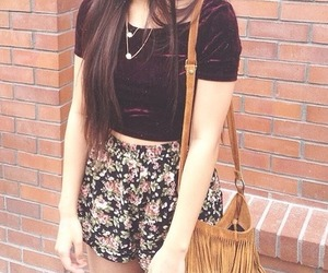 fashion, cute, and floral image