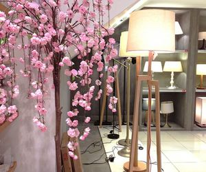 cherry blossom, deco, and japanese image